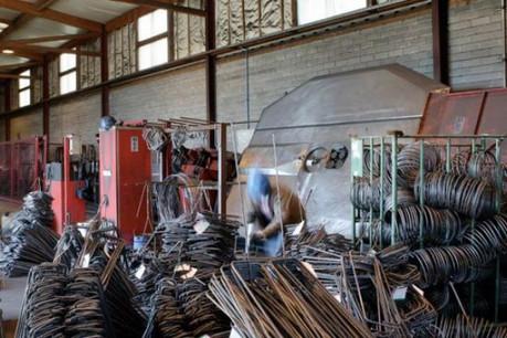 L'entreprise de ferraillage Ferrac compte environ 180 salariés. (Photo: Gio.lu)