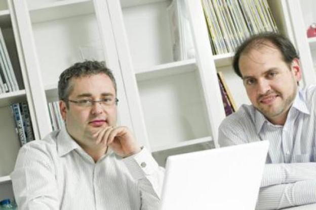 Mike Sergonne et Raoul Mulheims (Mpulse) (Photo : Julien Becker/archives)