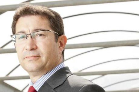 Fabrice Poncé, directeur général d'Adecco Group  (Photo: Julien Becker)