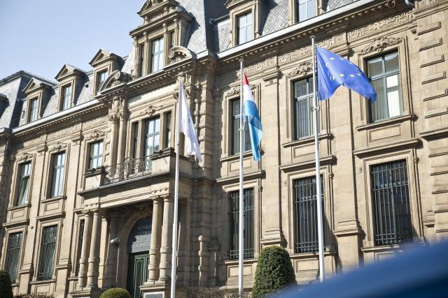 Depuis 2003, la BCL n'avait jamais comptabilisé moins de 141 banques sur la Place luxembourgeoise. (Photo: Maison moderne / archives)