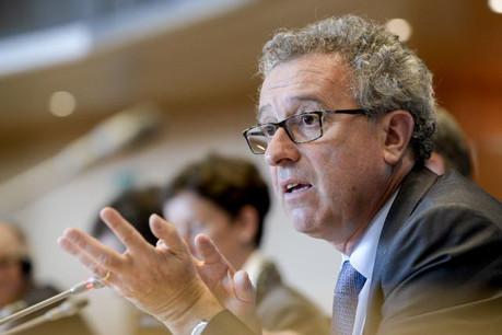 Pierre Gramegna s'oppose à l'accès de la commission taxe à des documents sensibles sur la fiscalité des entreprises. (Photo: Union européenne)