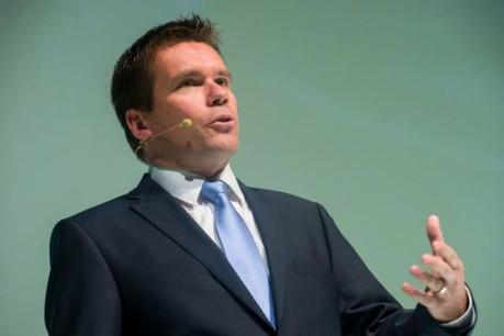 Claude Strasser a pris la direction du groupe Post en 2012. (Photo: archives paperJam)