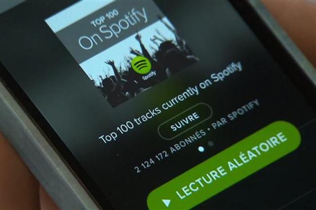 L'offre de Spotify accessible en complément d'un abonnement aux services mobiles de Post. (Photo: Licence CC)