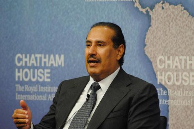 Cheikh Hamad Bin Jassim Bin Jaber Al-Thani ne peut pas reprocher un manque de rentabilité à «ses» banques luxembourgeoises. (Photo: Licence C.C.)