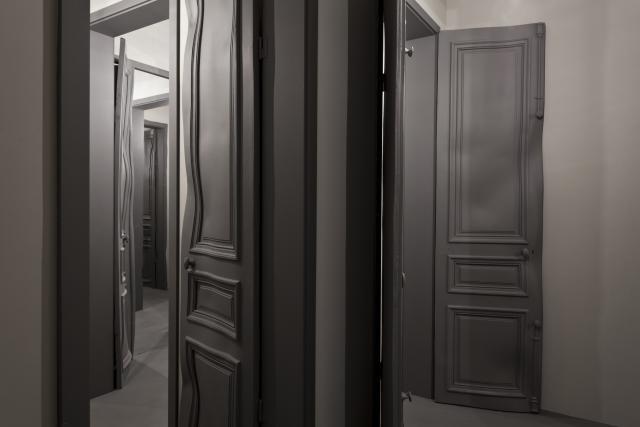 Les galeries luxembourgeoises (parmi lesquelles Zidoun-Bossuyt qui expose Martine Feipel et Jean Bechameil) ont toutes répondu présent. (Photo: Galerie Zidoun-Boussuyt)
