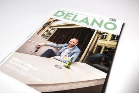 Delano paraît ce vendredi et a été à la rencontre des personnes qui feront bouger la ville cet été. (Photo: Maison Moderne)