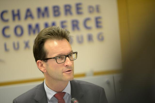 Carlo Thelen, directeur de la Chambre de commerce (Photo: Christophe Olinger / archives)