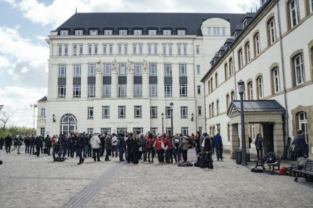 Le premier procès, au printemps dernier, avait suscité un engouement et une médiatisation hors norme au Luxembourg.  (Photo: Sven Becker / Archives)