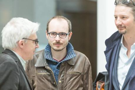 Antoine Deltour a été condamné à une peine de six mois de prison avec sursis et 1.500 euros d'amende par la Cour d'appel. (Photo: Maison Moderne)