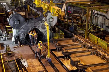 Pour la troisième fois en trois mois, les prix de la production industrielle ont baissé au Luxembourg comme en Europe. (Photo: DR)