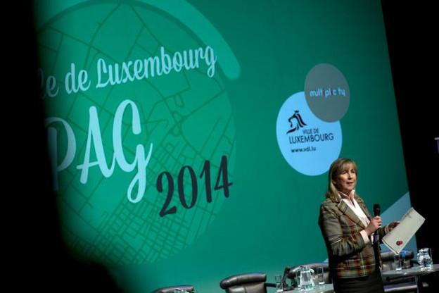 La discussion de lundi prend part dans la refonte du PAG entamée en 2014. Lydie Polfer a indiqué que la population serait à nouveau consultée. (Photo: Christophe Olinger/archives)
