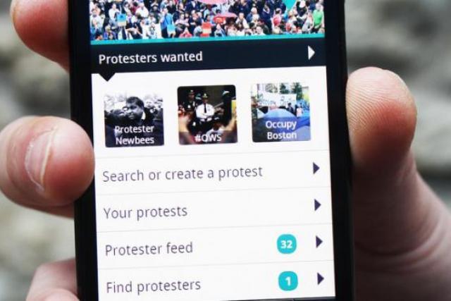 Protest4 est disponible gratuitement depuis le 1er novembre. (Photo: Protest4)