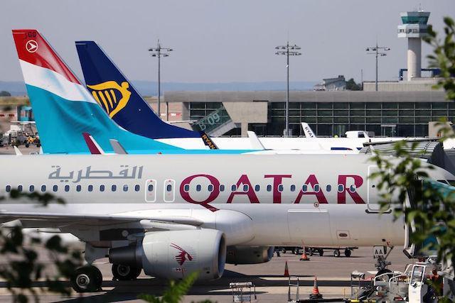 Qatar Airways sera «le premier transporteur du Golfe à desservir directement le Luxembourg», selon Akbar Al Baker, le CEO de l'entreprise. (Photo: Lux-Airport)