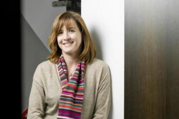 Viviane Bumb : « La sélection des objets vendus sur www.qiphome.com est loin du design de masse. » (Photo : Julien Becker /archives)