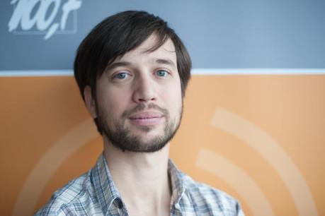 Frédéric Zeimet poursuit actuellement plusieurs projets de scénario pour la télévision. (Photo: 100.7)