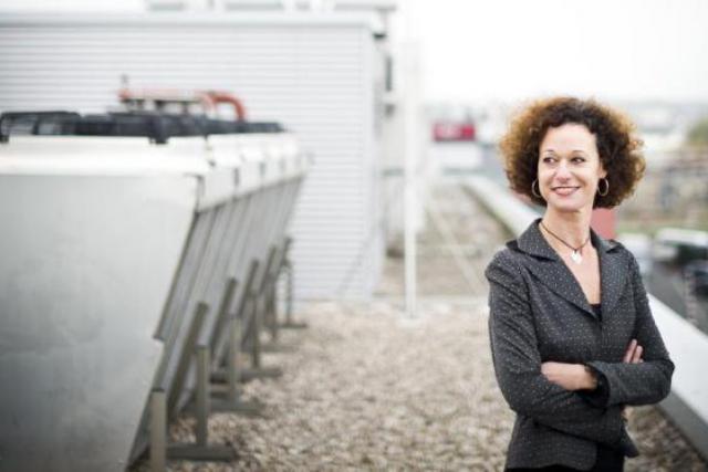 Françoise Roche (Photo: David Laurent/Wide)