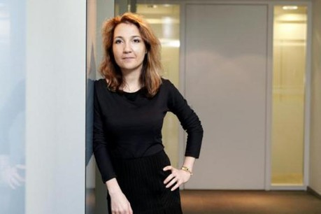 Véronique Filip (Deloitte) (Photo : Olivier Minaire)