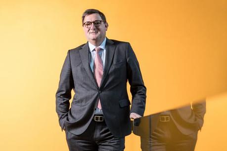 S'il estime que les probabilités d'une nouvelle crise financière sont faibles, Yves Maas pense toutefois que les taux d'intérêt bas et le risque de bulle dans le secteur des actions sont à surveiller. (Photo: Edouard Olszewski)