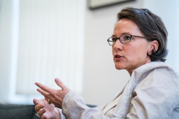 Yuriko Backes attend beaucoup des débats à venir avec la société civile sur l'avenir de l'Europe. (Photo: Sven Becker / Archives)