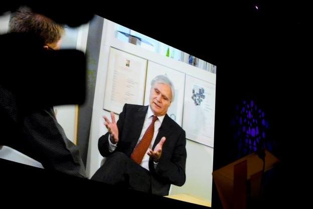 Romain Bausch, premier grand lauréat de l'histoire du Paperjam Top100. (Photo: archives paperJam)