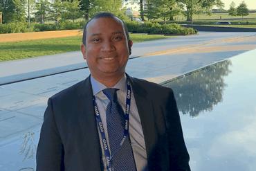 Depuis le 1er octobre, Rafael Perez occupe le poste de directeur du développement commercial pour l'Amérique du Nord chez HSBC. (Photo: Rafael Perez)