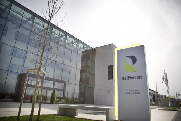 La fermeture de trois agences de Raiffeisen s'inscrit dans un mouvement général d'adaptation plus que de restructuration. (Photo: DR)