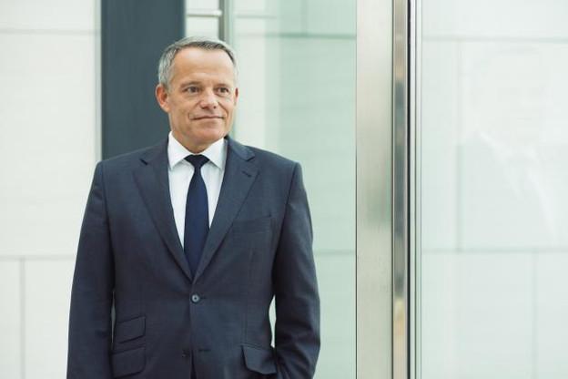 Le président du comité de direction de Raiffeisen, Guy Hoffmann, se montre confiant pour l'exercice2018. (Photo: LaLa La Photo / archives)