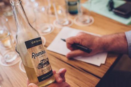 Ramborn a développé une gamme variée de cidres. (Photo: Véronique Kolber)