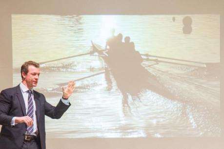 De ses efforts de haut niveau, Steve Williams en retire des principes clés utiles pour le leadership en entreprise. (Photo: Charles Caratini)