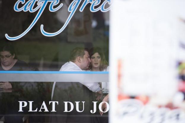 Raphaël Halet a respecté l'accord de confidentialité qui le liait à PwC jusqu'à ce que le procès l'oblige à apparaître au grand jour. (photo : Sven Becker)