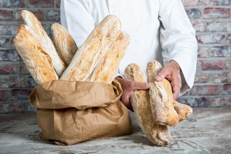 La boulangerie Le Pain & La Toque à Capellen est désormais dotée du service «click and collect» grâce à Rapidle, une start-up belge qui propose une plateforme technique de commerce en ligne. (Photo: Philipimage)