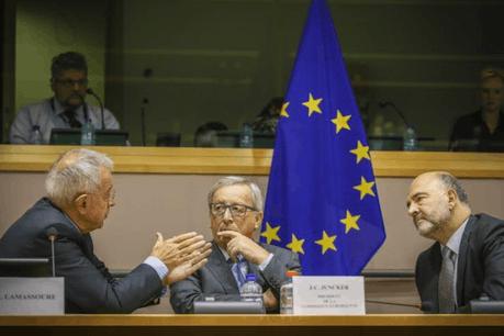 Jean-Claude Juncker avait été mis sur le grill le 17 septembre dernier lors de son audition par la commission «taxe». (Photo: Parlement européen)