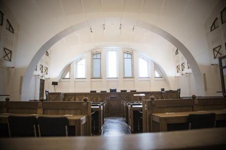 Le procès de Farida Chorfi s'est rouvert ce mardi devant la 16e chambre correctionnelle. (Photo: Luc Deflorenne /archives)