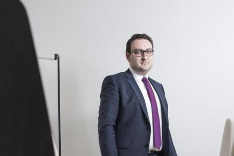 Sébastien Thiebaut: «La croissance et l'optimisme sont à nouveau de mise sur le marché.» (Photo: Julien Becker)