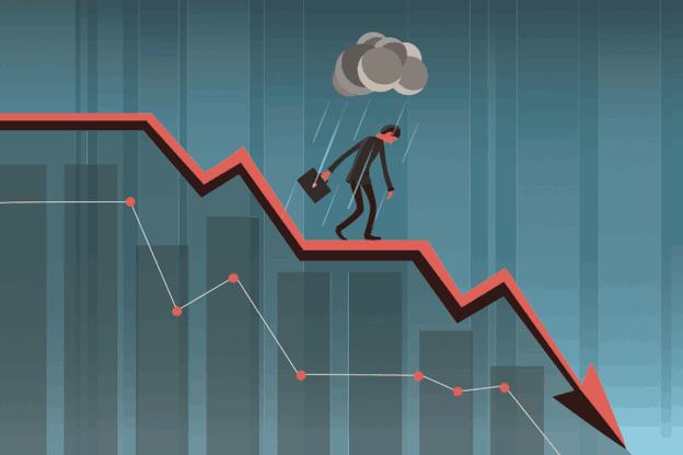 Le nombre de faillites avait déjà dépassé la barre des 1.000 en 2012 et 2013, mais 2018 enregistre le plus gros taux de liquidations depuis 2009 avec 1.195 faillites. (Photo: Shutterstock)