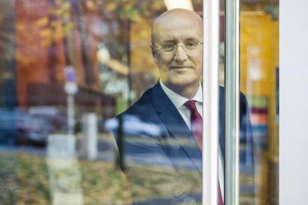 «L'environnement marqué par des taux d'intérêt bas est indéniablement un facteur décisif dans la croissance durable des actifs sous gestion», relève Marc Saluzzi, président de l'Alfi. (Photo: Mike Zenari)