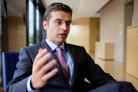 Damien Petit, head of investment advisory de la Banque de Luxembourg. (Photo: Banque de Luxembourg)