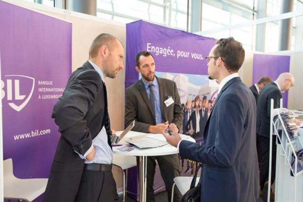 Les salons de recrutement font le plein. Et les banques sont à la recherche de nouveaux profils. (Photo: Moovijob / archives)