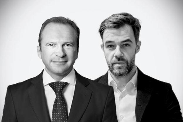 Gilles Roth et Franz Fayot livrent leur opinion sur la réponse à donner par l'Europe à la réforme fiscale américaine. (Photo: Maison Moderne)