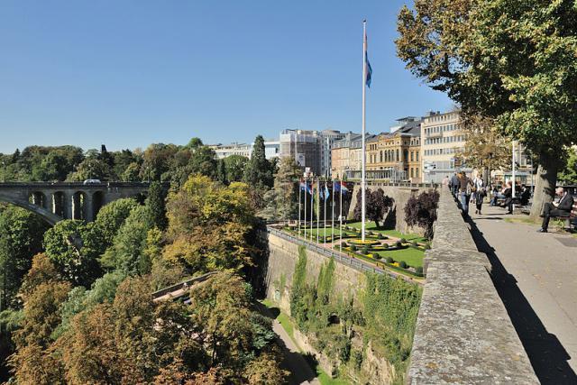 Au Grand-Duché, uniquement une faible partie de la population vit en dessous du niveau de vie «européen». (Photo: Licence CC)