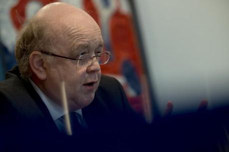 Les «différentes options et suggestions» en préparation au sein de la BCL seront présentées au gouvernement «courant 2018», selon Gaston Reinesch, son gouverneur. (Photo: Christophe Olinger/archives)