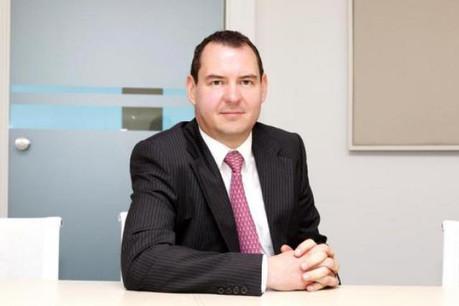 Filip Gilbert (Deloitte) (Photo: Olivier Minaire)