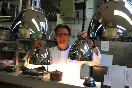 Renato Favaro ferme son restaurant, mais ne quitte pas les cuisines. (Photo: France Clarinval)