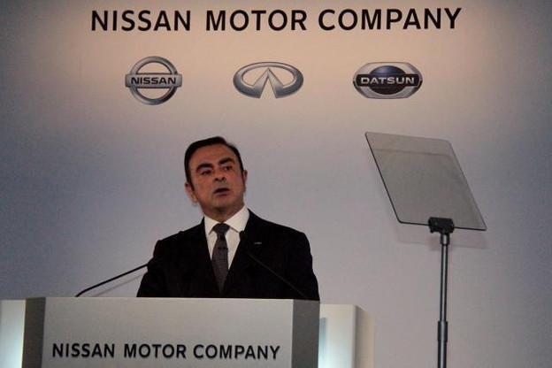 L'arrestation de Carlos Ghosn pour dissimulation de revenus fait peser un doute quant à l'avenir du groupe Renault-Nissan-Mitsubishi. (Photo: Shutterstock )