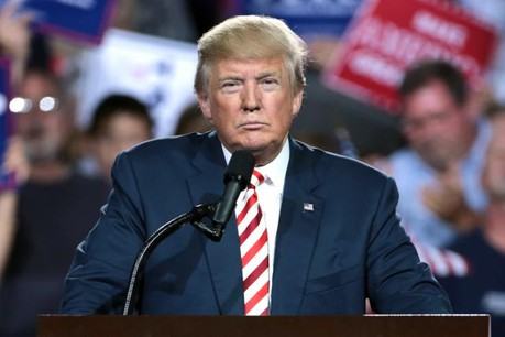 À la surprise générale, le président américain Donald Trump a accepté jeudi soir l'idée de rencontrer le leader nord-coréen Kim Jong-un.  (Photo: Licence C.C.)