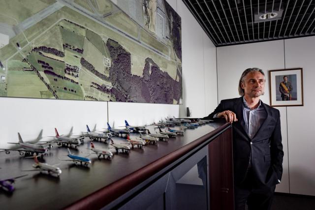CEO par intérim depuis mars 2017, René Steinhaus a été nommé «à l'unanimité»par le conseil d'administration de Lux-Airport et succède à Johan Vanneste. (Photo: Nader Ghavami)