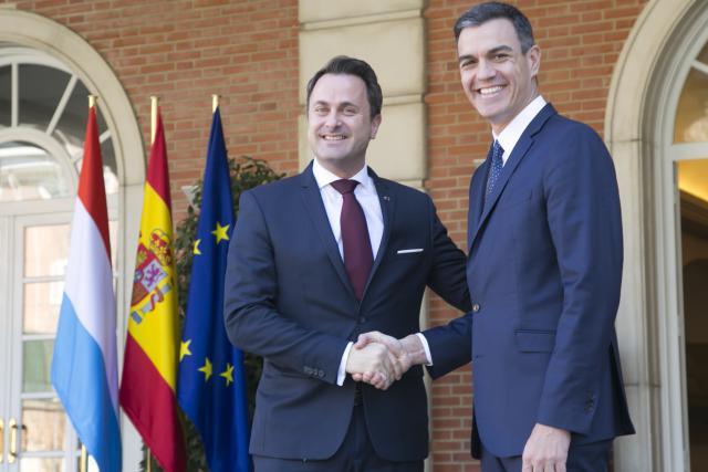 Renforcer les liens économiques avec Madrid   Paperjam News Xavier Sanchez Choreographer