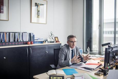 Surpris par les résultats du Brexit, Camille Thommes, directeur général de l'Alfi, prône une réflexion mesurée pour évaluer les conséquences à long terme et éviter tout mouvement de panique.  (Photo: Mike Zenari)
