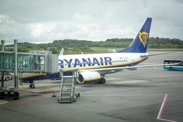 Ryanair doit relier dans un premier temps Londres et Porto.  (Photo: Maison Moderne /archives)