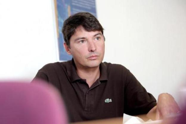 Philippe Petit (Artemis Information Management): «Nous sommes très contents de retrouver notre indépendance» (Photo: Luc Deflorenne)